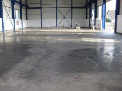 Классическая бетонная стяжка