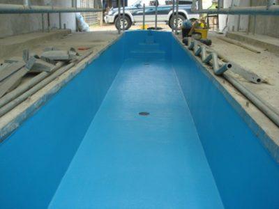 Полиуретановая гидроизоляция